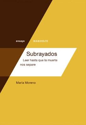 Descargar Subrayados Leer Hasta Que La Muerte Nos Separe Moreno Maria