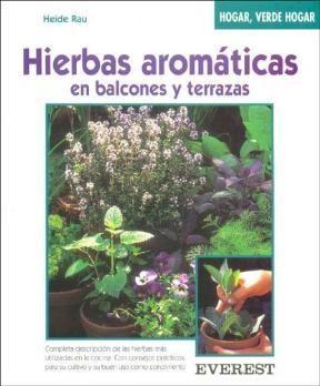Libro Hierbas Aromaticas En Balcones Y Terrazas