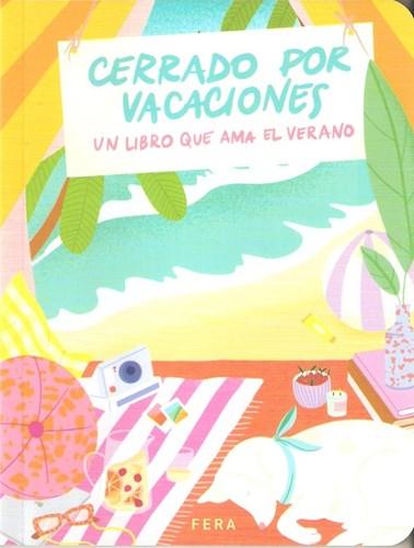 Libro Cerrado Por Vacaciones
