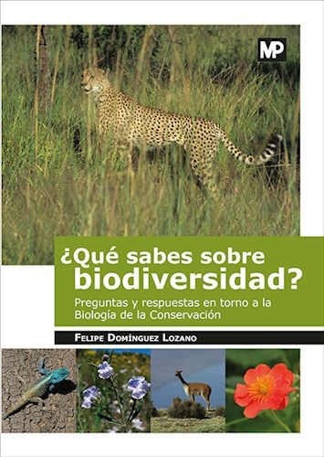 Libro Que Sabes Sobre Biodiversidad ?