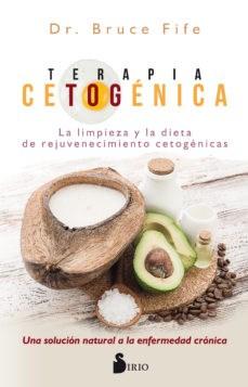 Libro Terapia Cetogenica