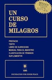 Libro Un Curso De Milagros C/ Suplementos