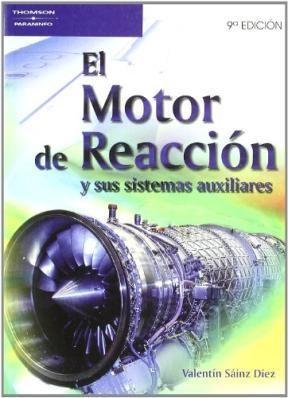 Libro El Motor De Reaccion Y Sus Sistemas Auxiliares