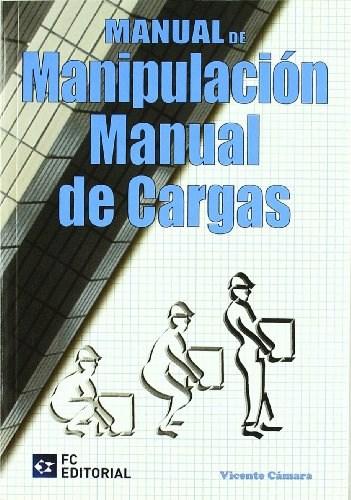 Libro Manual De Manipulacion  - Manual De Cargas