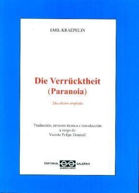 Descargar Die Verrucktheit ( Paranoia ) Kraepelin Emil
