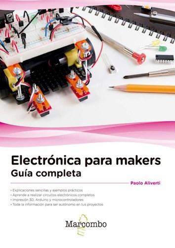 Descargar Electronica Para Makers Aliverti Paolo