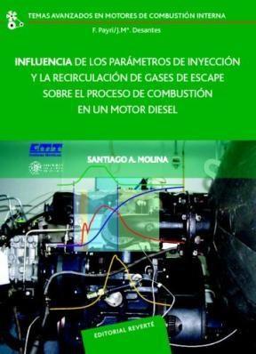 Libro Influencia De Parametros De Inyeccion Y Recirculacion De Gases De Escape