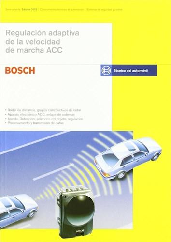 Libro Regulacion Adaptiva De La Velocidad De Marcha Acc