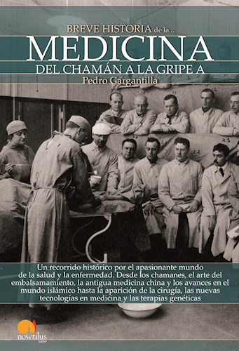 Libro Breve Historia De La Medicina