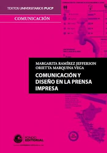 Libro Comunicacion Y Diseño En La Prensa Impresa