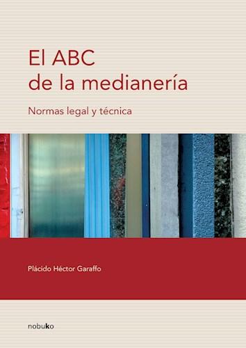 Libro El Abc De La Medianeria