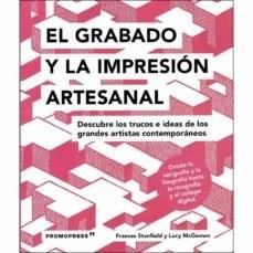 Libro El Grabado Y La Impresion Artesanal.