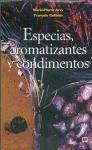 Libro Especias Aromatizantes Y Condimentos