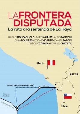Libro La Frontera Disputada