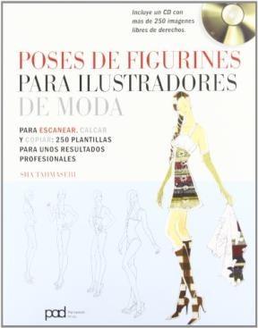 Libro Poses De Figurines Para Ilustradores De Moda