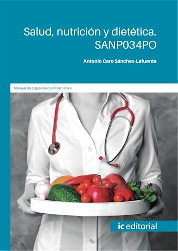Libro Salud, Nutricion Y Dietetica