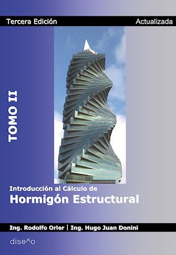 Libro Introduccion Al Calculo De Hormigon Estructural