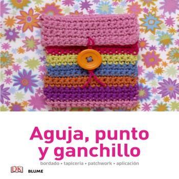 Libro Aguja , Punto Y Ganchillo