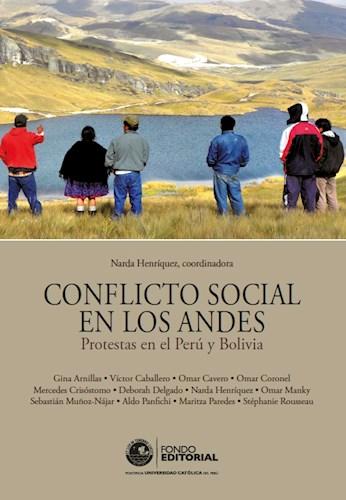 Libro Conflicto Social En Los Andes