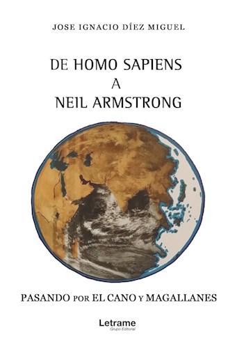 Libro De Homo Sapiens A Neil Amstrong