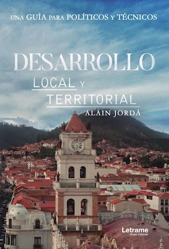 Libro Desarrollo Local Y Territorial