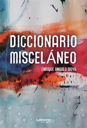 Libro Diccionario Miscelaneo