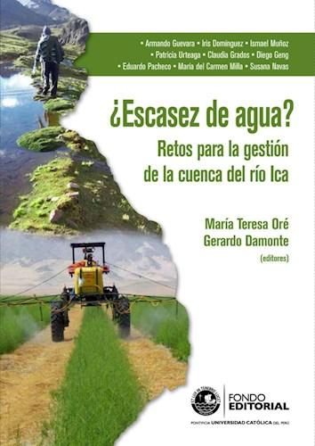Libro Escasez De Agua?