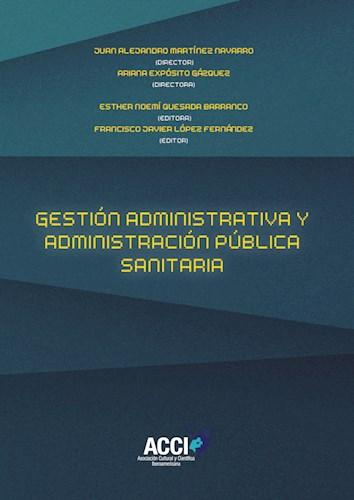 Libro Gestion Administrativa Y Administracion Publica