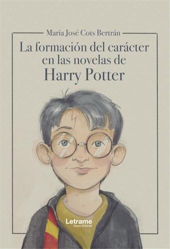 Libro La Formacion Del Caracter En Las Novelas De Harr