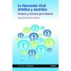 Descargar La Narracion Oral Artistica Y E.. en pdf