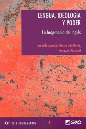 Libro Lengua, Ideologia Y Poder