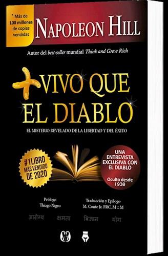 Libro Mas Vivo Que El Diablo