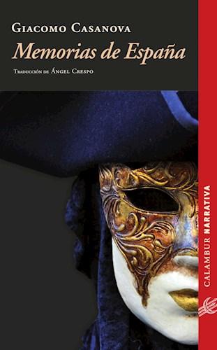 Libro Memorias De España