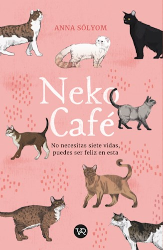 Libro Neko Cafe