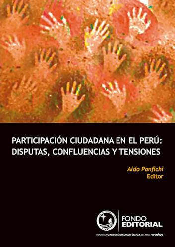 Libro Participacion Ciudadana En El Peru: