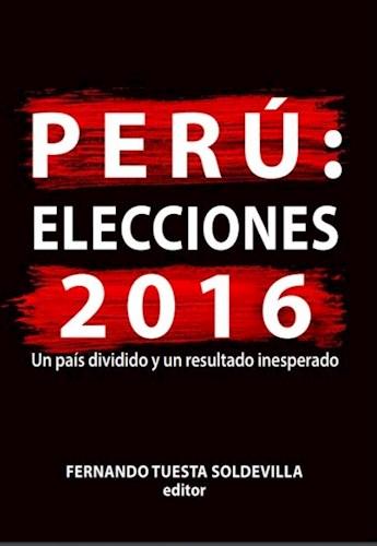 Libro Peru: Elecciones 2016