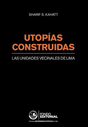 Libro Utopias Construidas