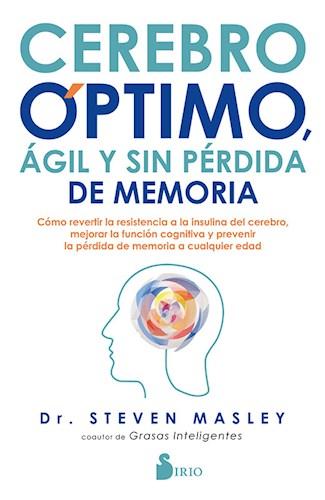 Libro Cerebro Optimo , Agil Y Sin Perdida De Memoria