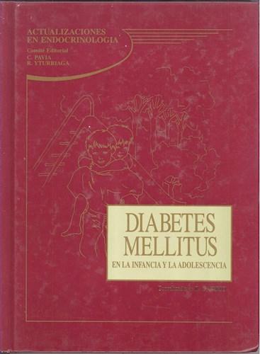Libro Diabetes Mellitus En La Infancia Y La Adolescencia