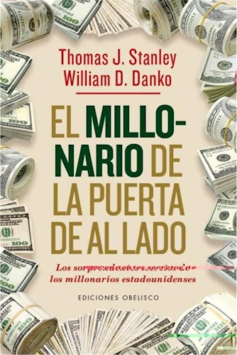 Libro El Millonario De La Puerta De Al Lado