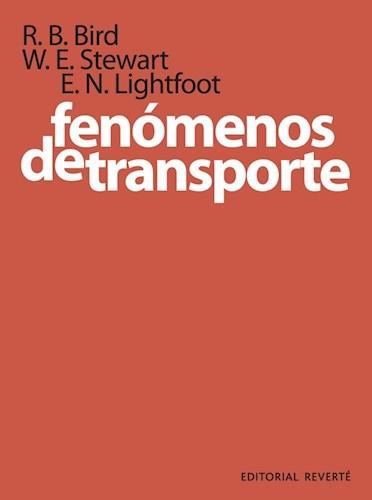 Libro Fenomenos De Transporte
