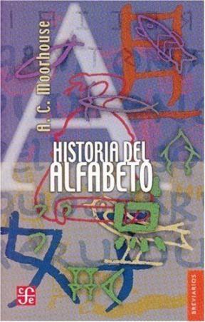 Libro Historia Del Alfabeto