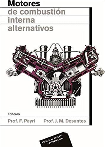 Libro Motores De Combustion Interna Alternativos