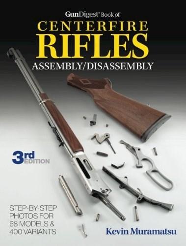 Libro The Gun Digest Book Of Centerfire Rifles