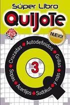 Libro 3. Super Libro Quijote