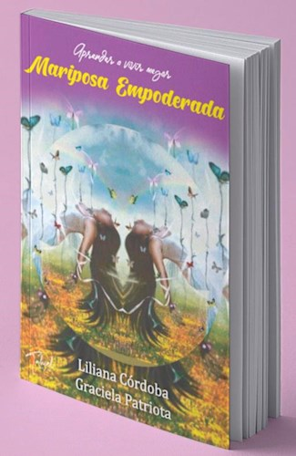 Libro Aprender A Vivir Mejor : Mariposa Empoderada