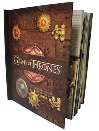 Libro Game Of Thrones : Una Guia Pop-Up De Westeros