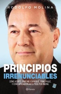 Libro Principios Irrenunciables