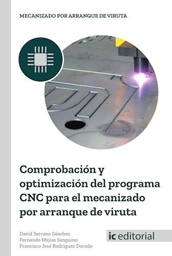 Libro Comprobacion Y Optimizacion Del Programa Cnc Par