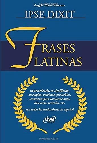 Libro Frases Latinas